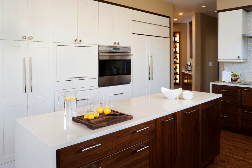 Custom Kitchen Cabinets for Kitchen Remodeling in Chevy Chase, MD