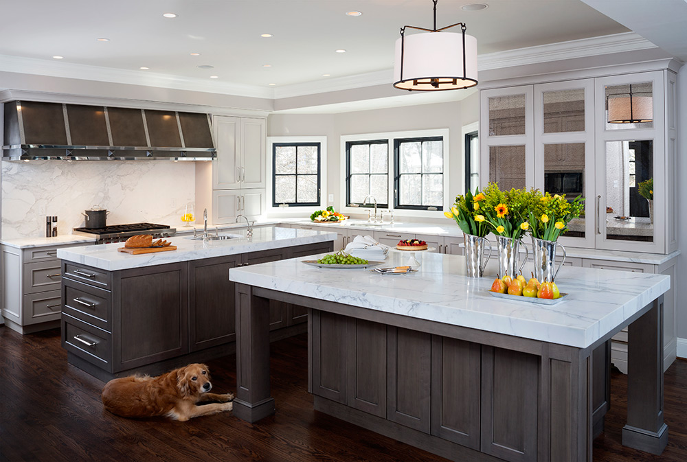 Transitional Kitchen in Maryland